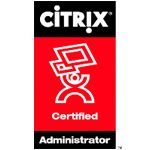 Citrix Certified Administrator Logo